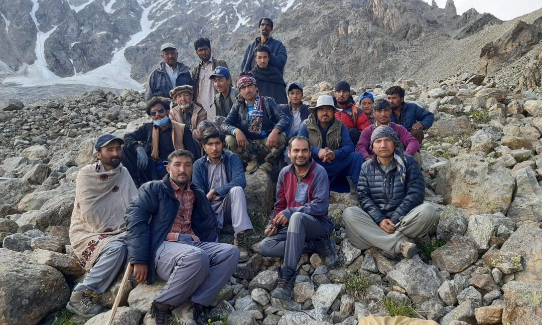 Post COVID19, a daring attempt in the shadow of Nanga Parbat