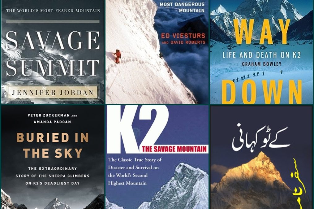 k2 life and death on the worlds most dangerous mountain